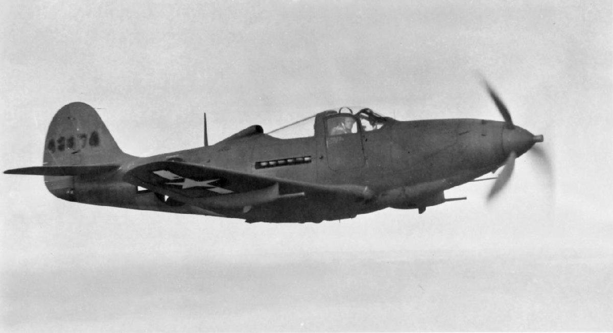 A Bell P-39Q