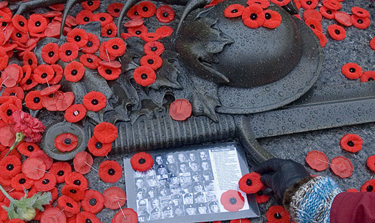 Canada:  Fallen Canadian Soldiers of Afghanistan