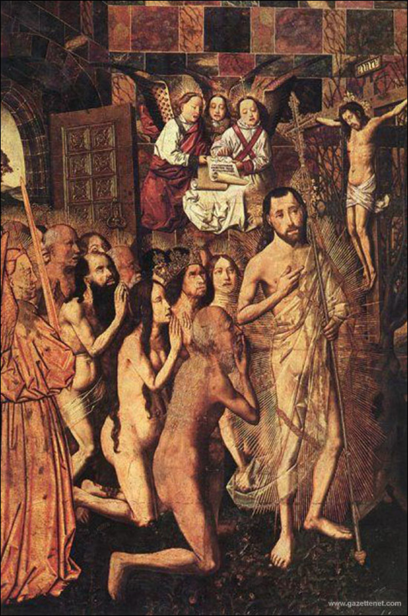 Medieval morality plays gave religious lessons to their audience.