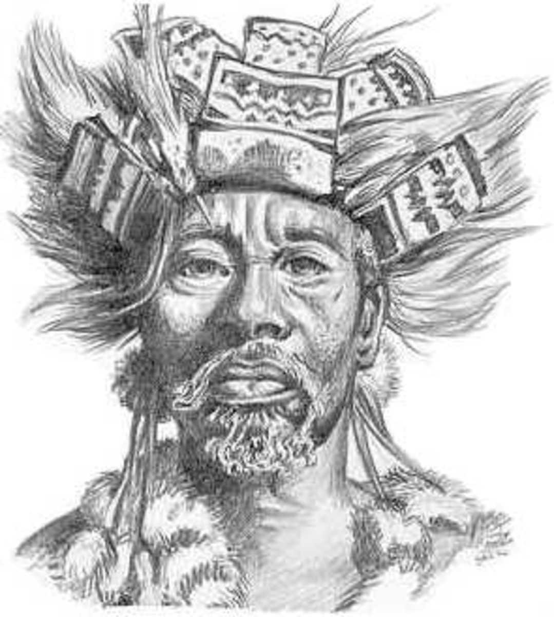 King Mzilikazi. Image Nuwe Geskiedenis