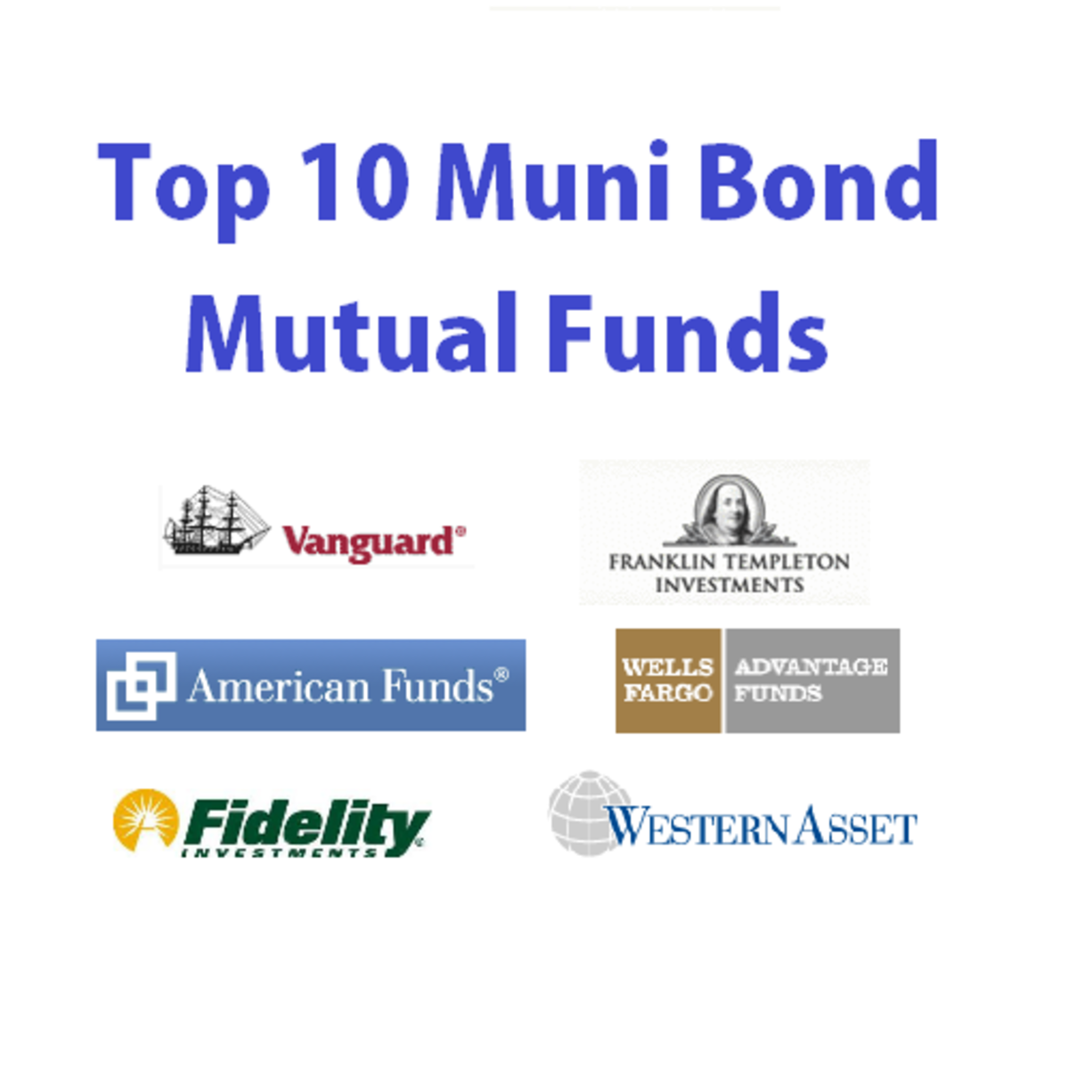 Top 10 Best Tax Free Municipal Bond Mutual Funds