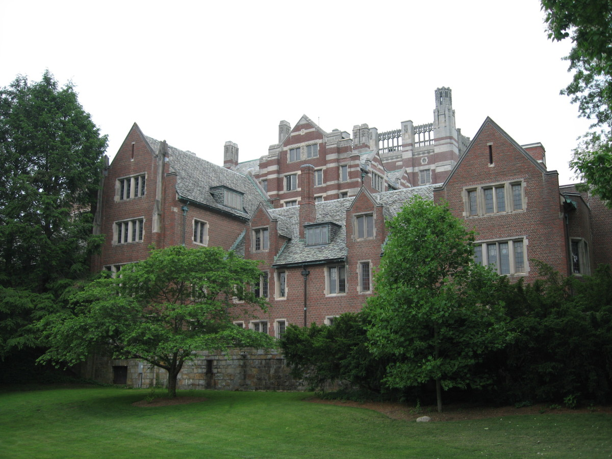 My List of Beautiful Liberal Arts College Campuses