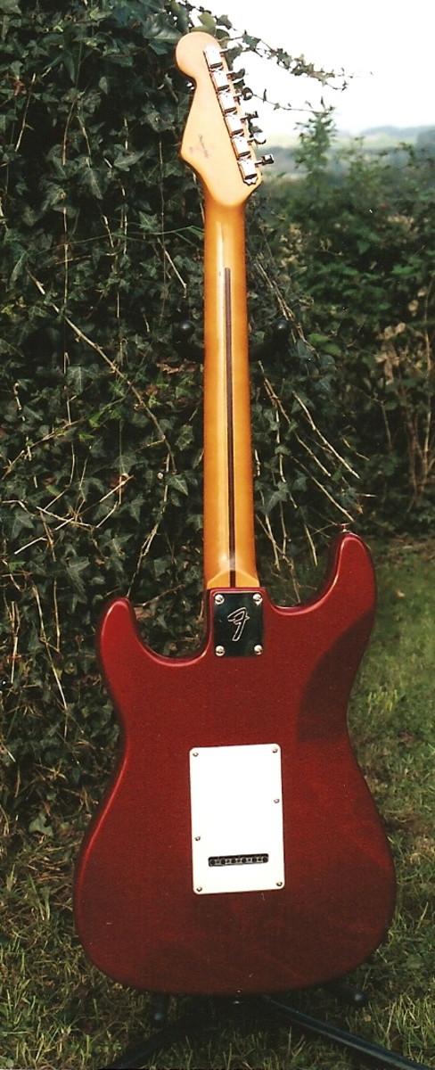 Not even a Fender colour ...
