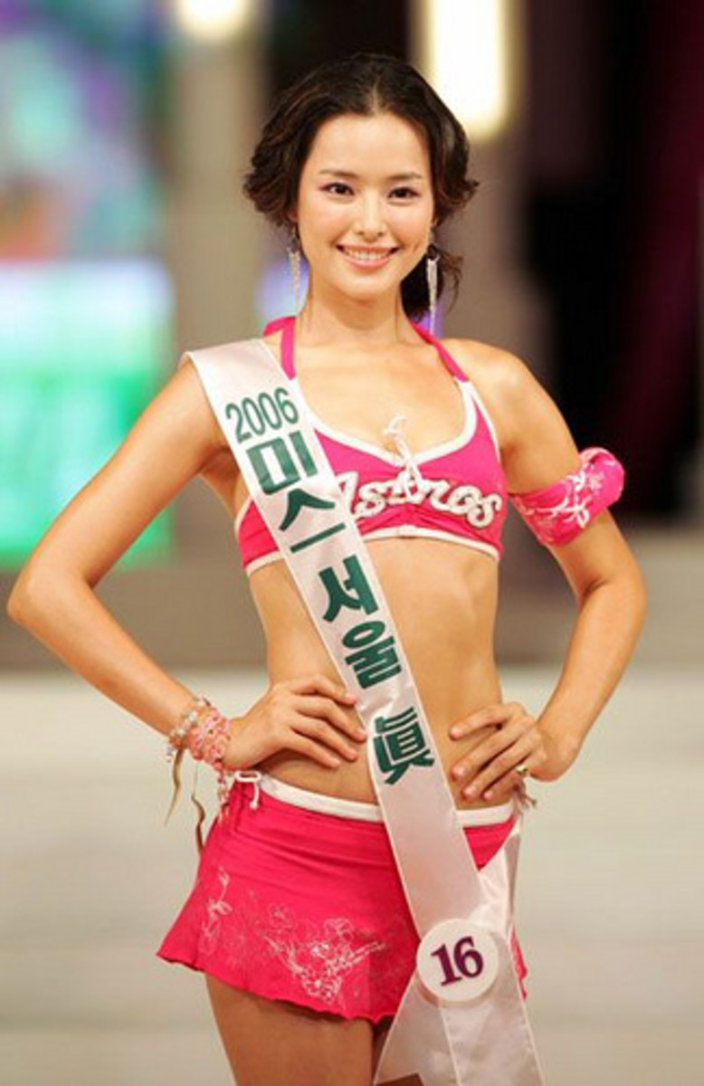 Honey Lee - Korean Beauty Pageant Hottie