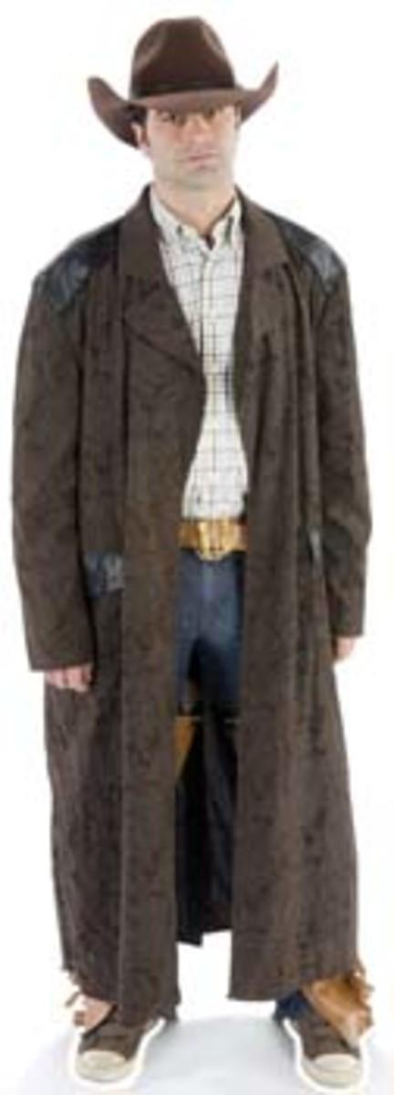 Outlaw coat