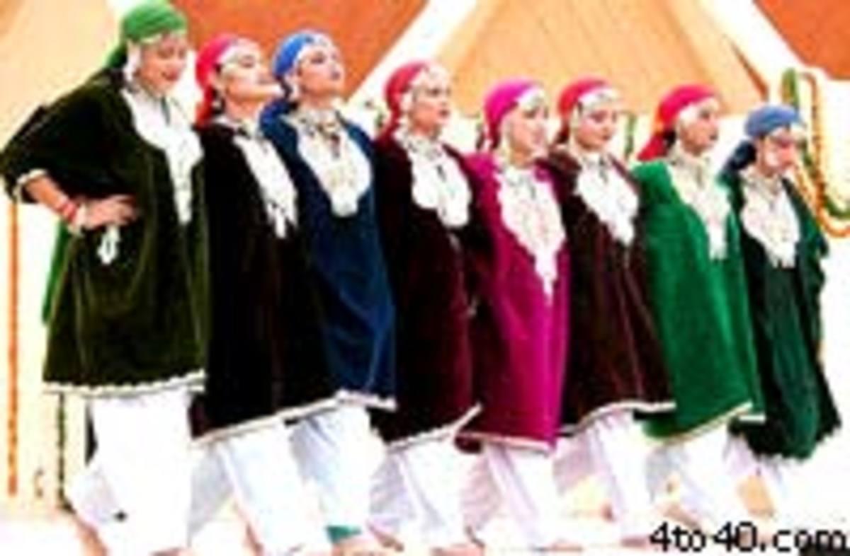 Kashmiri Dance