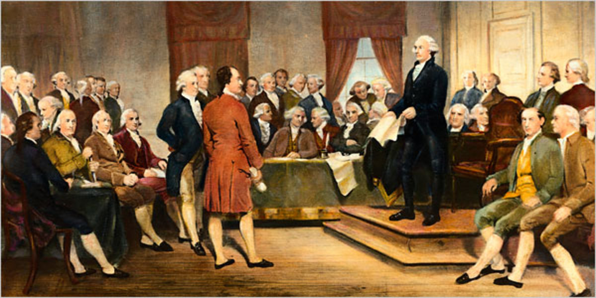 "America's ""Christian"" Founding Fathers"