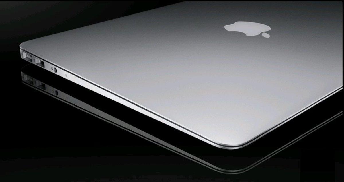 New Macbook Air (2010) vs Old Macbook Air (2008)