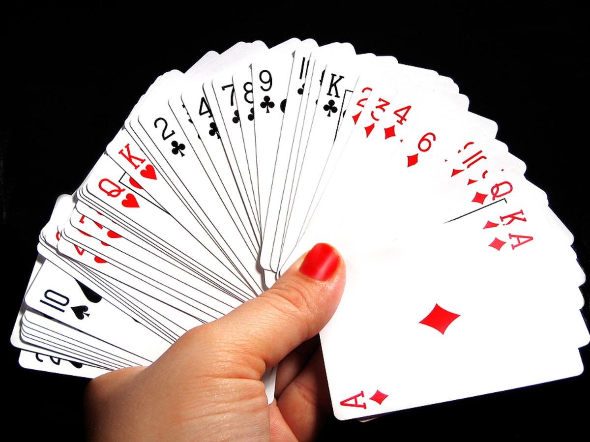 The Gambler-A Short Story