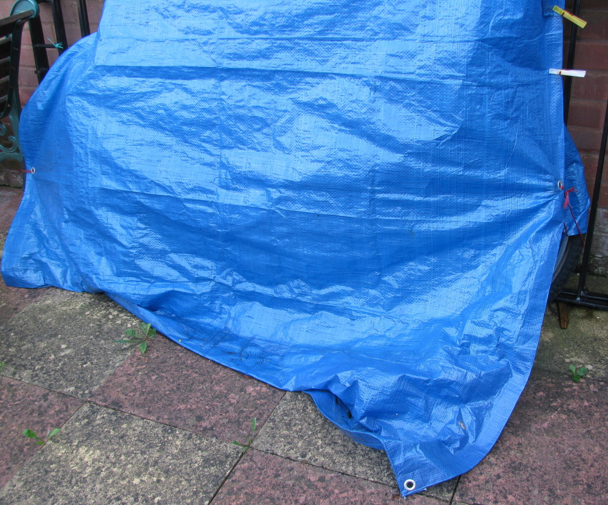 Secrets under the Tarpaulin
