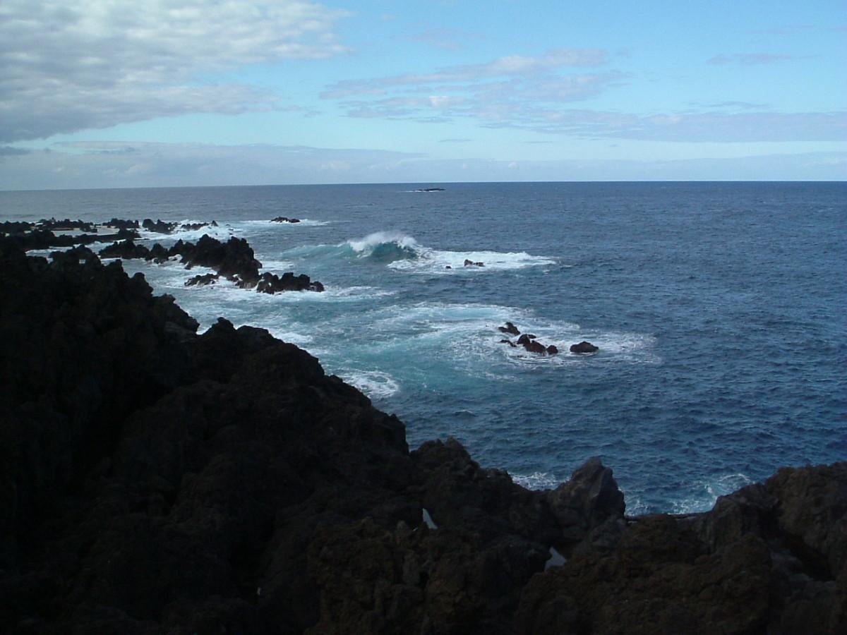A vast ocean of interpretation; will it yield support, fish, exploration, new lands, danger....?