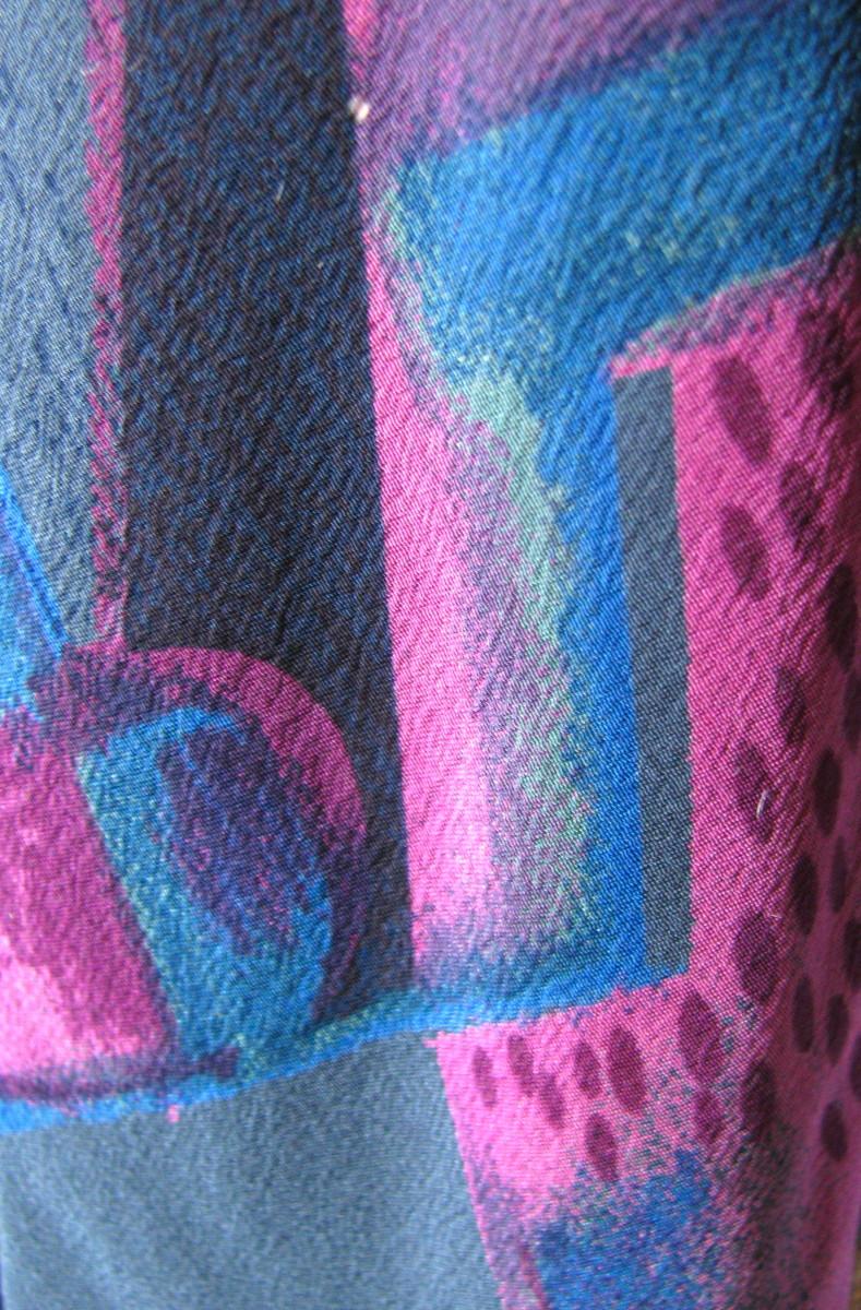 Silken Threads to Warm or Cool