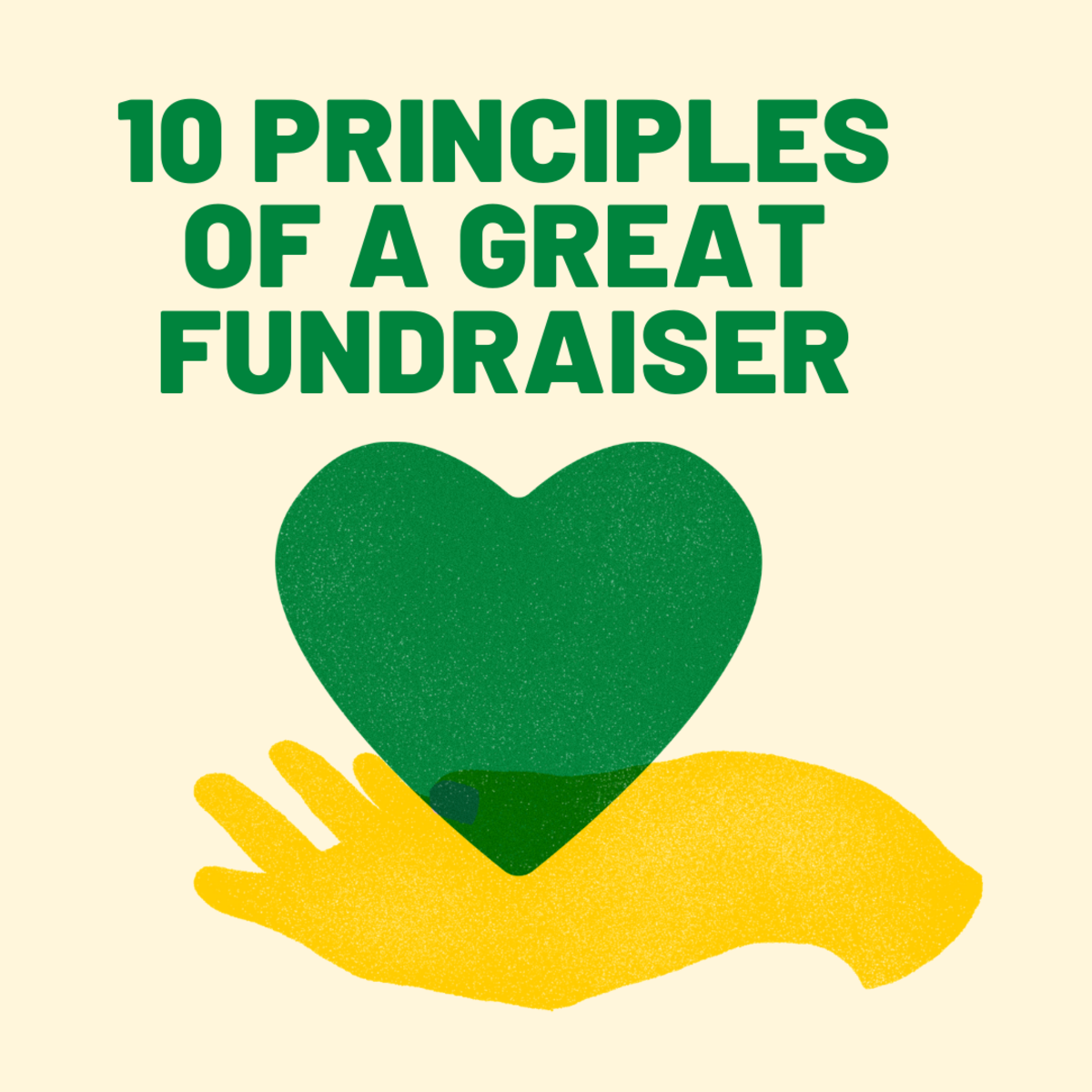 What makes a good fundraiser?