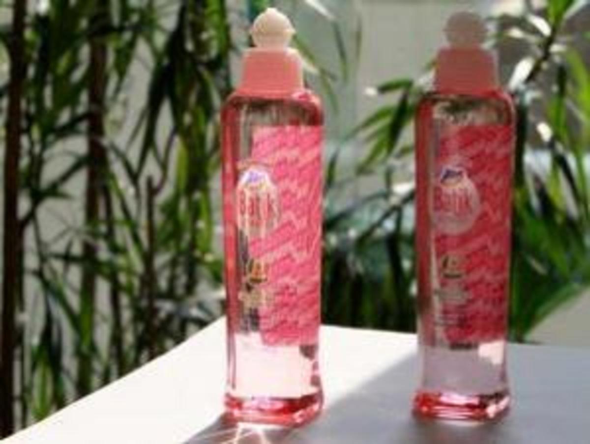 Batik cleaner made by KAO company.