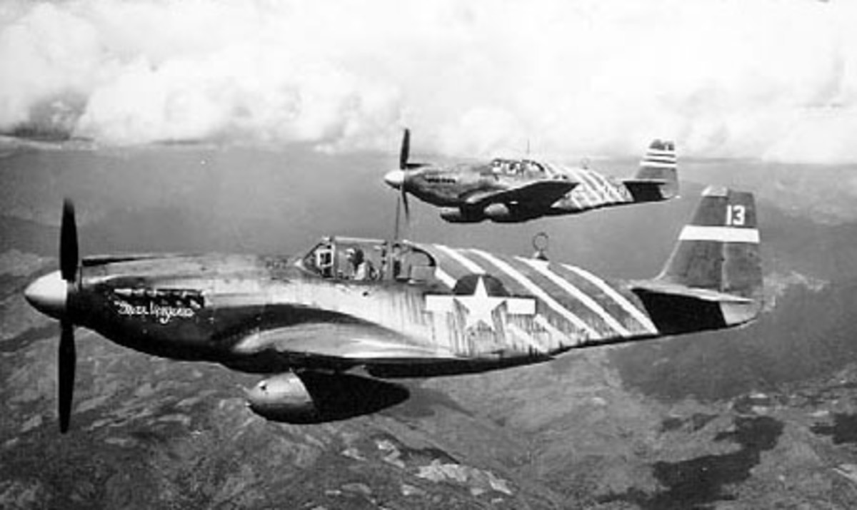 History of the P-51 Mustang