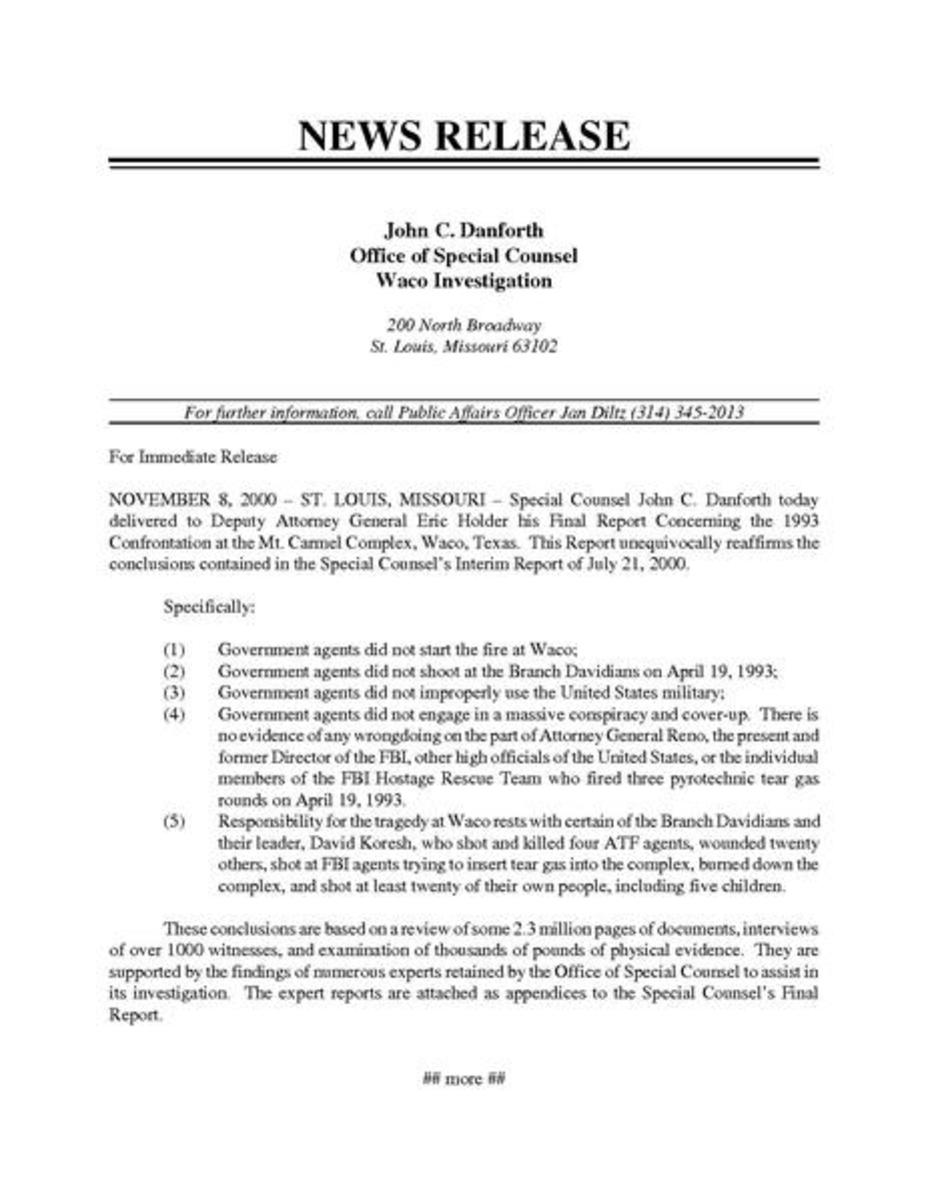 How to write a government press release hubpages for How to write a press release for an event template