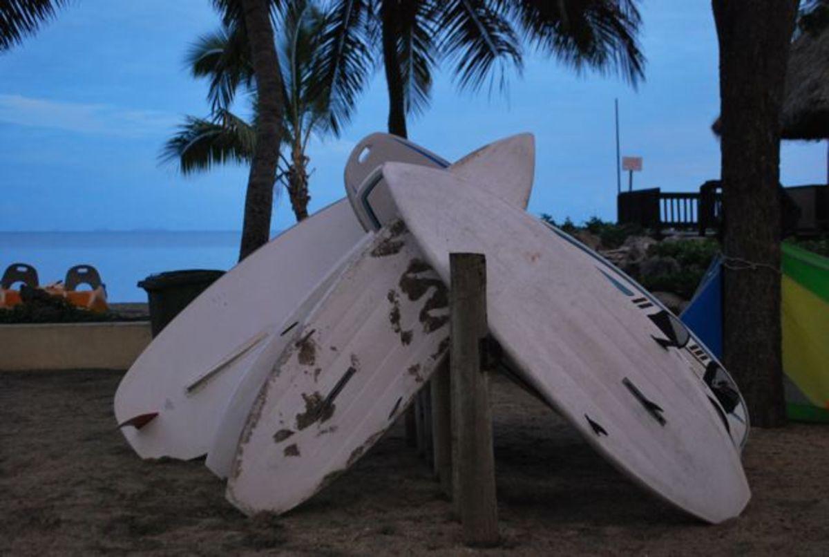 Sonaisali Island Resort in Fiji