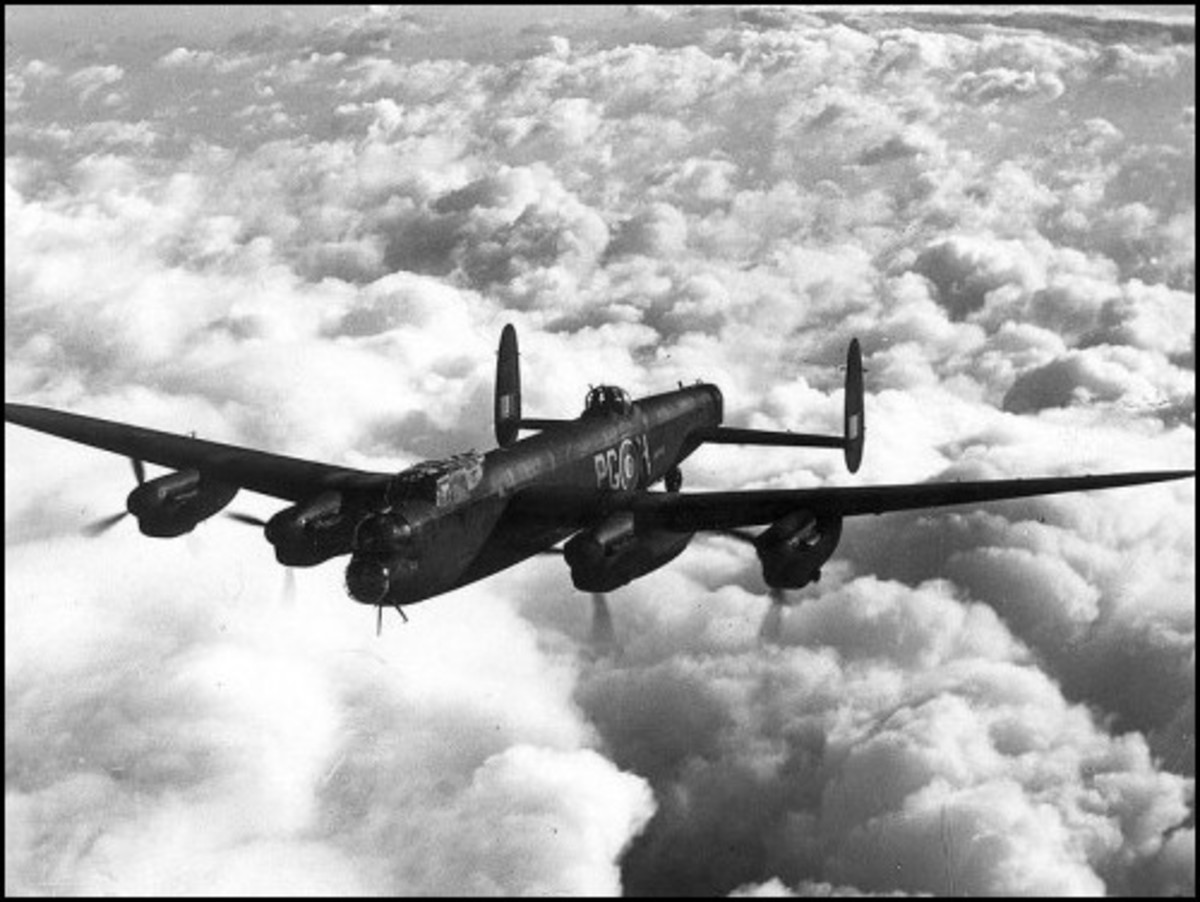 List Of World War II Bombers