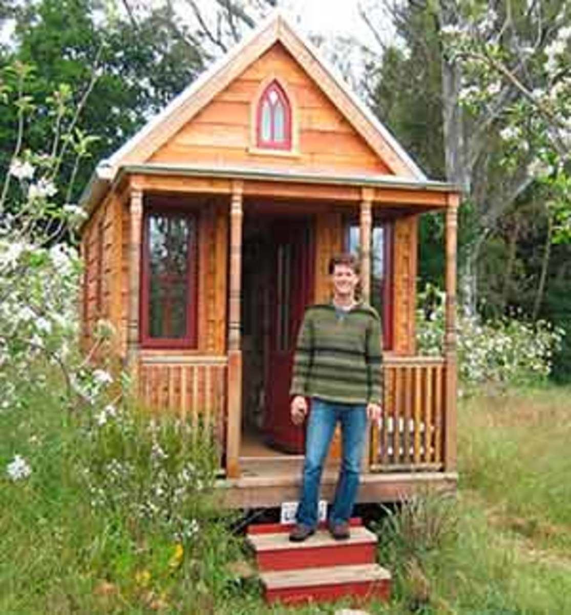 Jay Schaeffer of Tumbleweed Tiny Homes