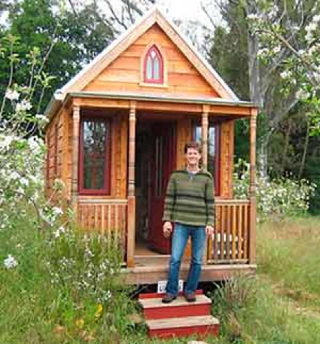 Jay Schaeffer of Tumbleweed Tiny Homes