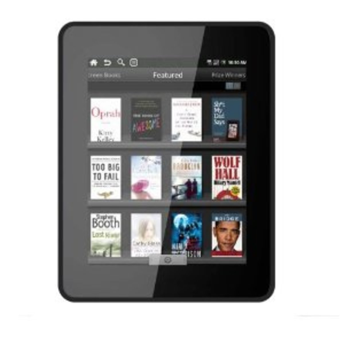 Velocity Micro Cruz Reader, Black
