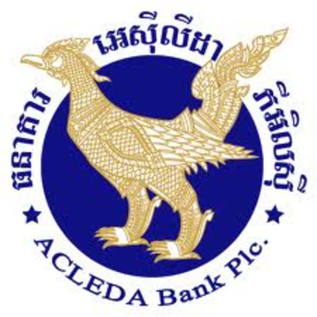 Acleda Bank Logo