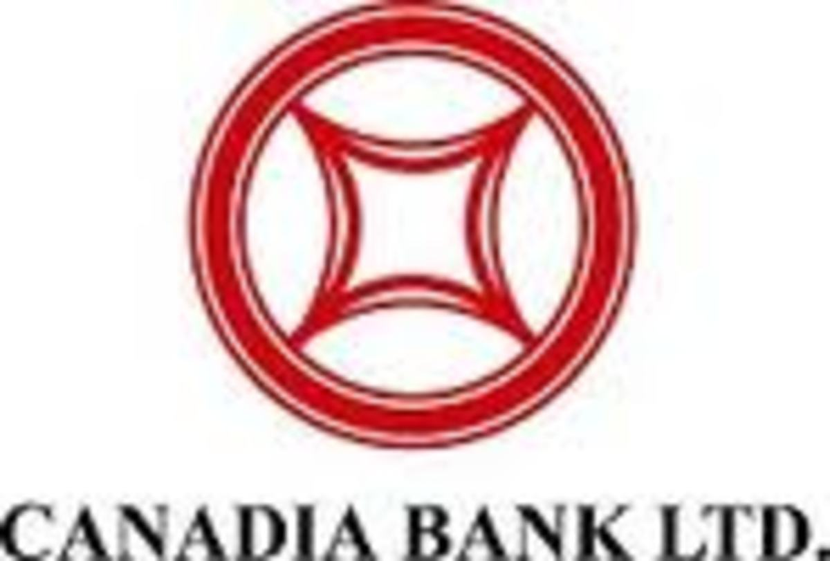 Canadia Bank Logo