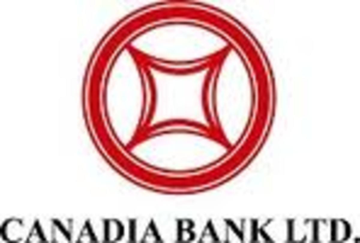 Canadia Bank Logo