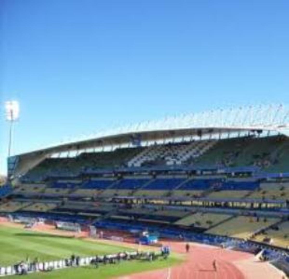 Royal-Bofokeng sport stadion in Rustenburg