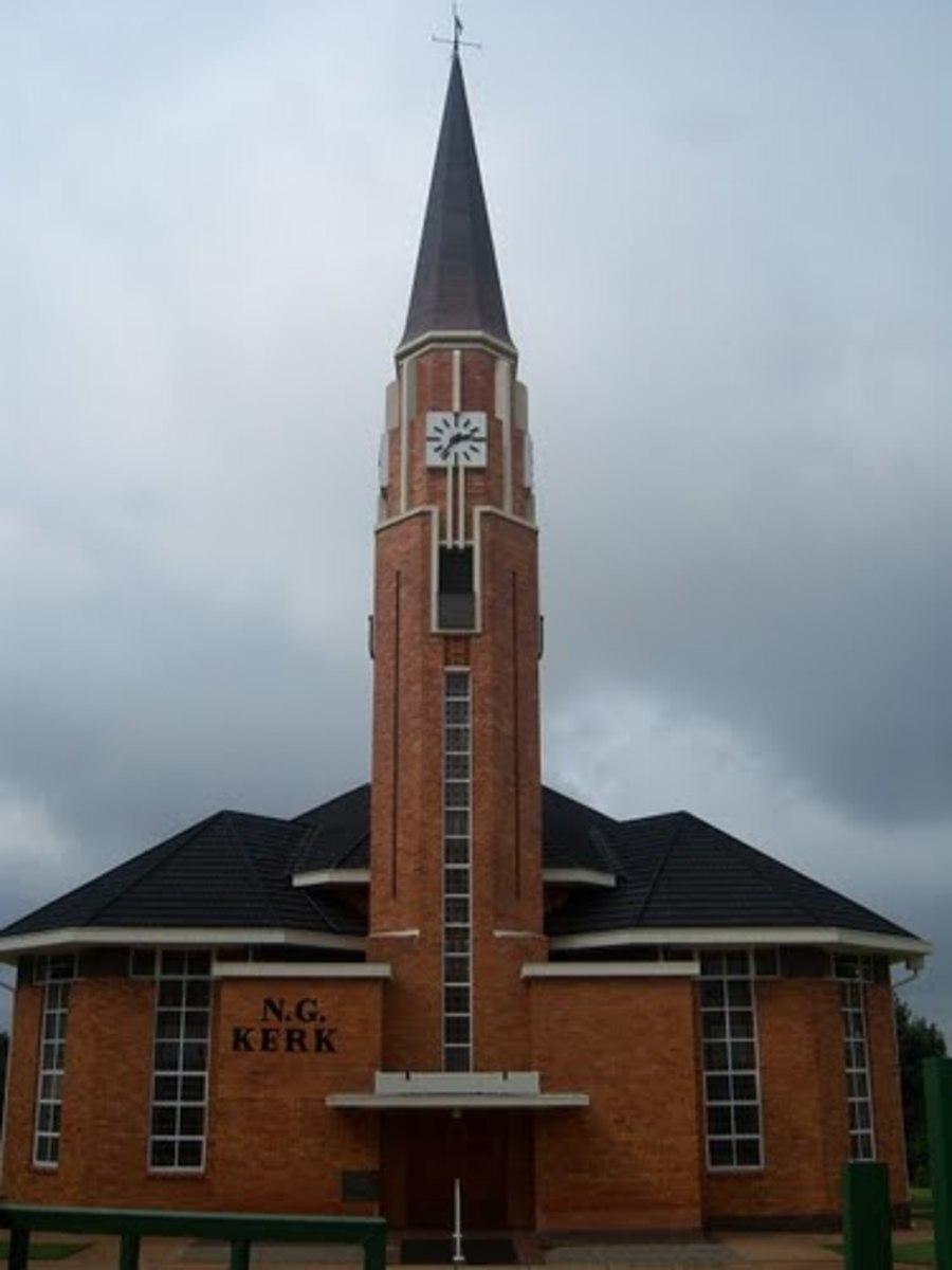 Dutch Reformed Church in Koster