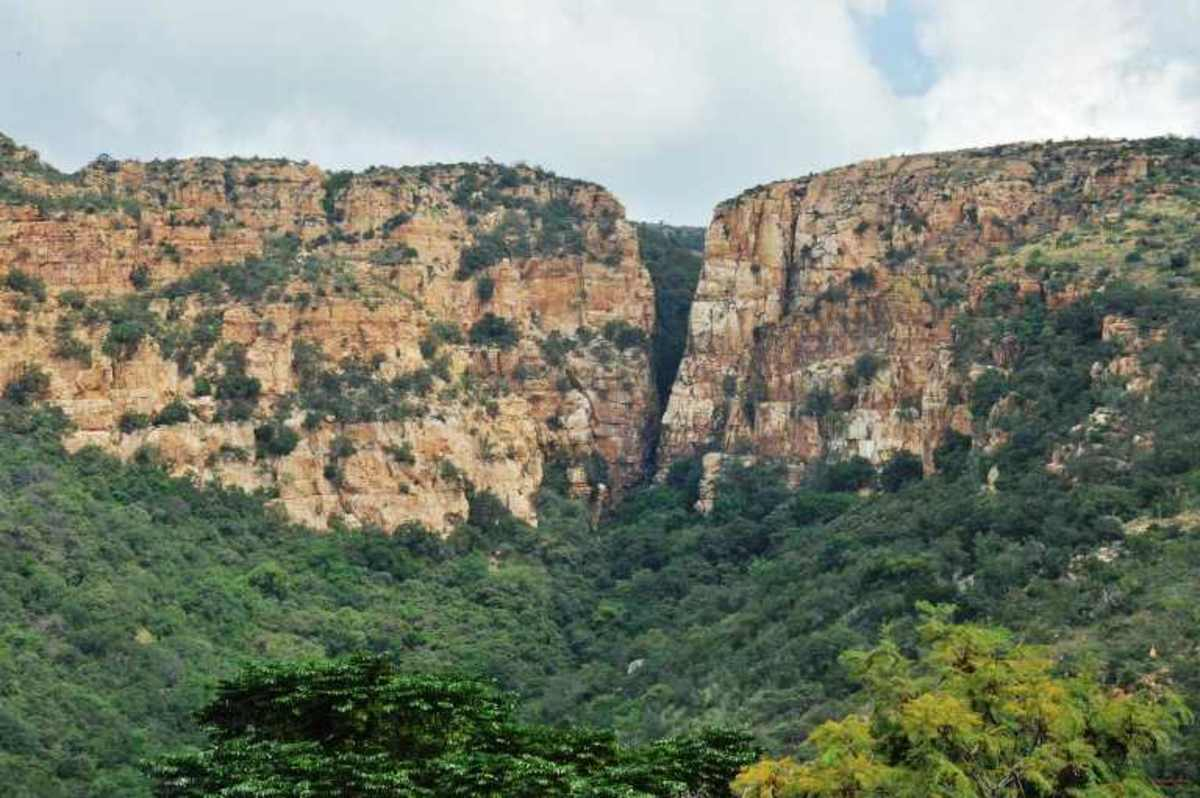 Rustenburgkloof in the Magalies Mountain