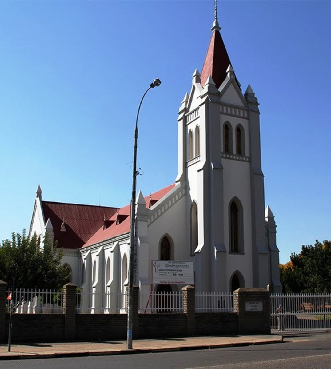 First Dutch Reformed Church, Rustenburg, South Africa