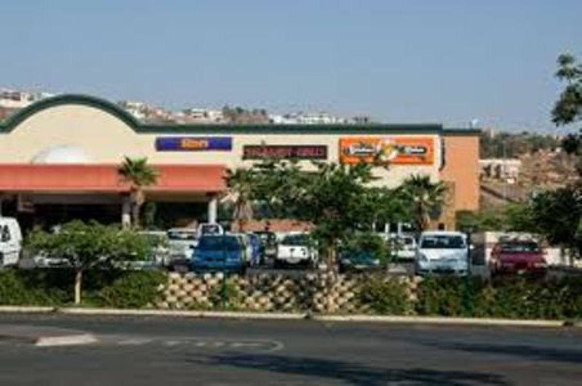 Shopping mall in Rustenburg