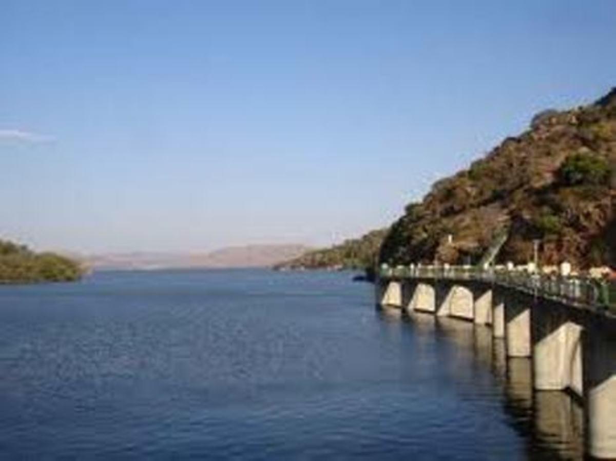 Rustenburg Dam