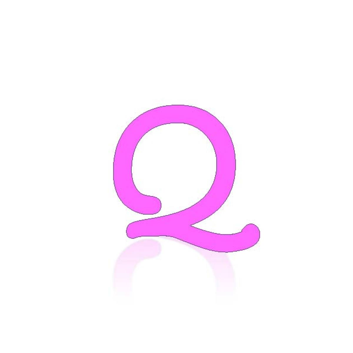 Acrostic Name Poems for Girls Names Starting with Q