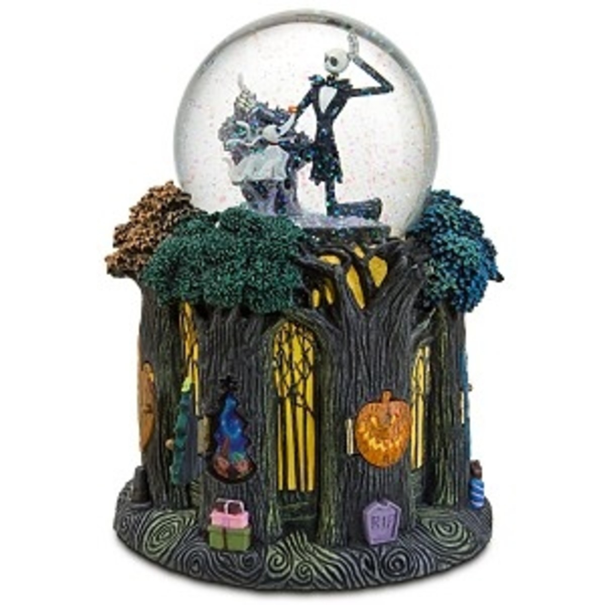 Jack Skellington Snow Globe - Nightmare Before Christmas