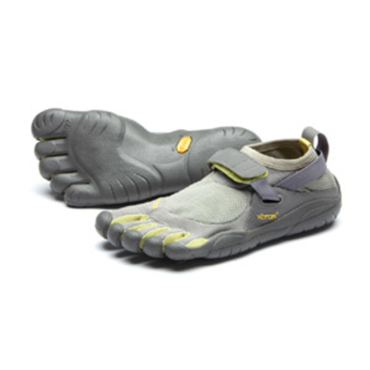 Vibram water shoes with toes
