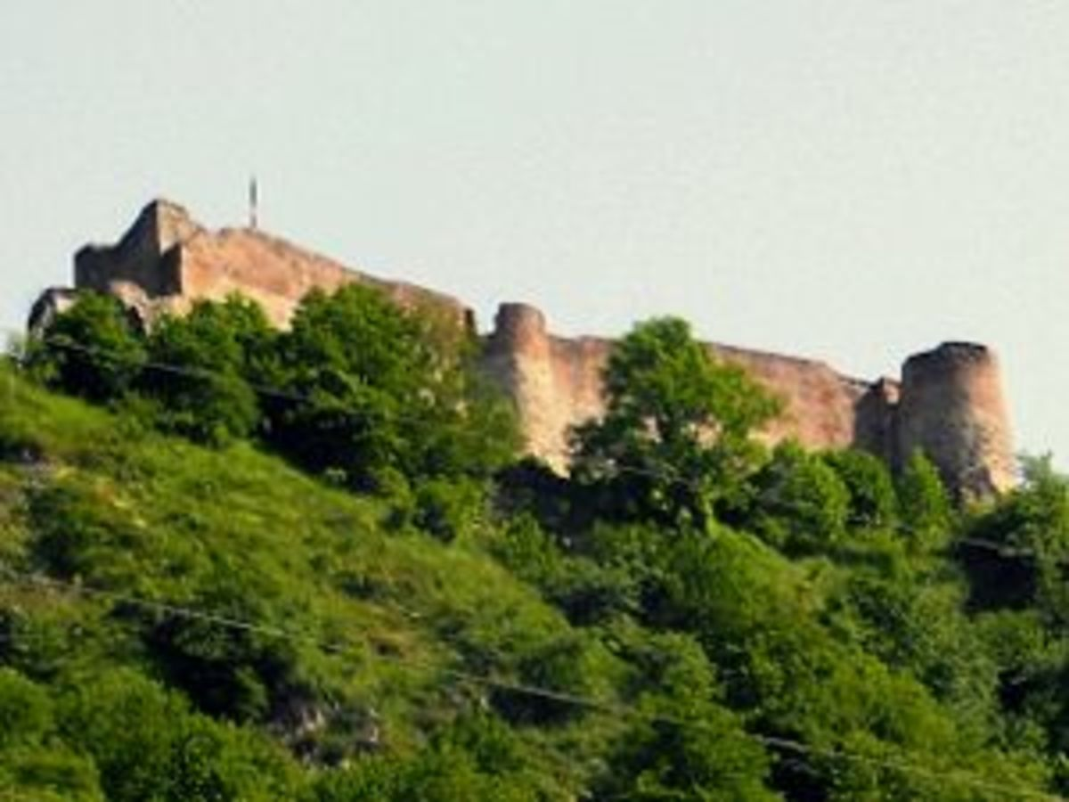 Poienari Castle - one of my favorite castles