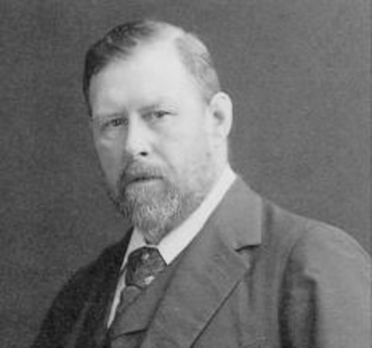Bram Stoker 1847 - 1912