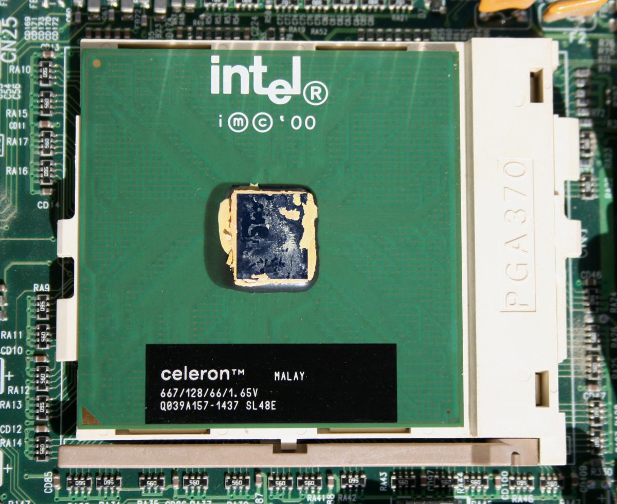 Intel Computer Processor