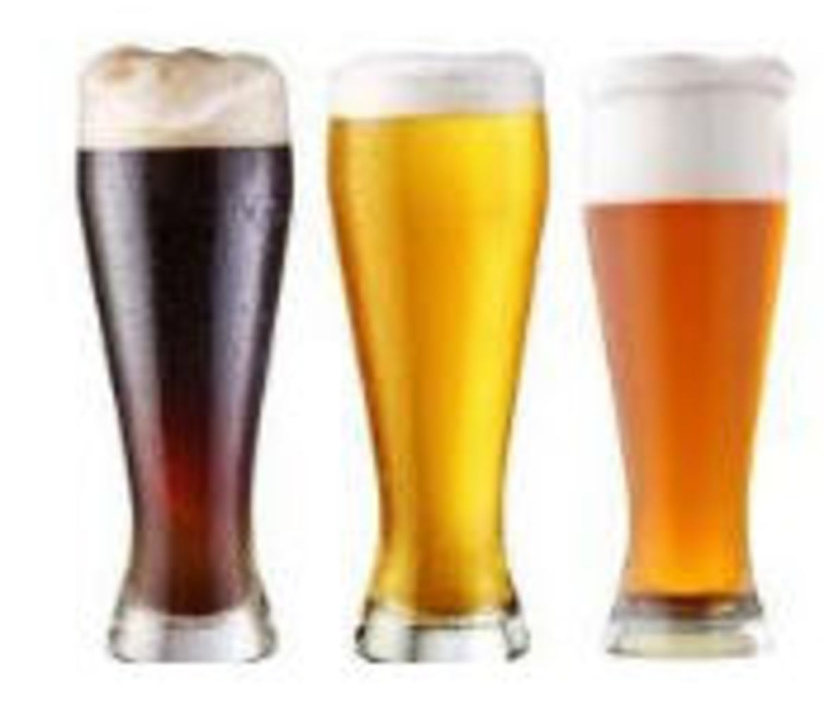Non pasteurized beers