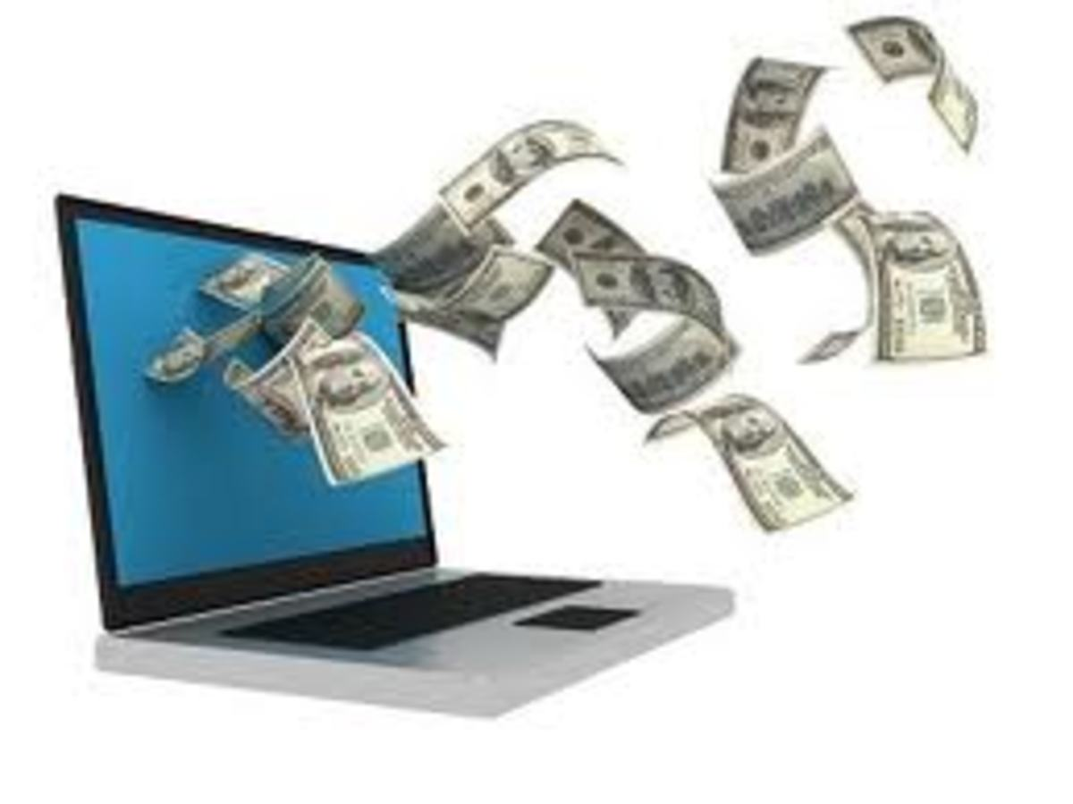 'How to make money?', certainly one of the 'hottest' topics online.