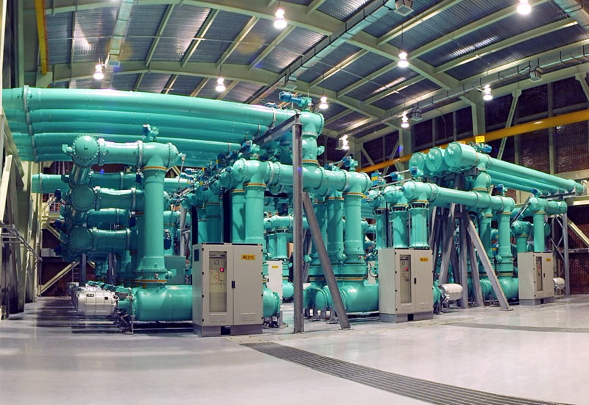 Indoor Gas Insulated Substation