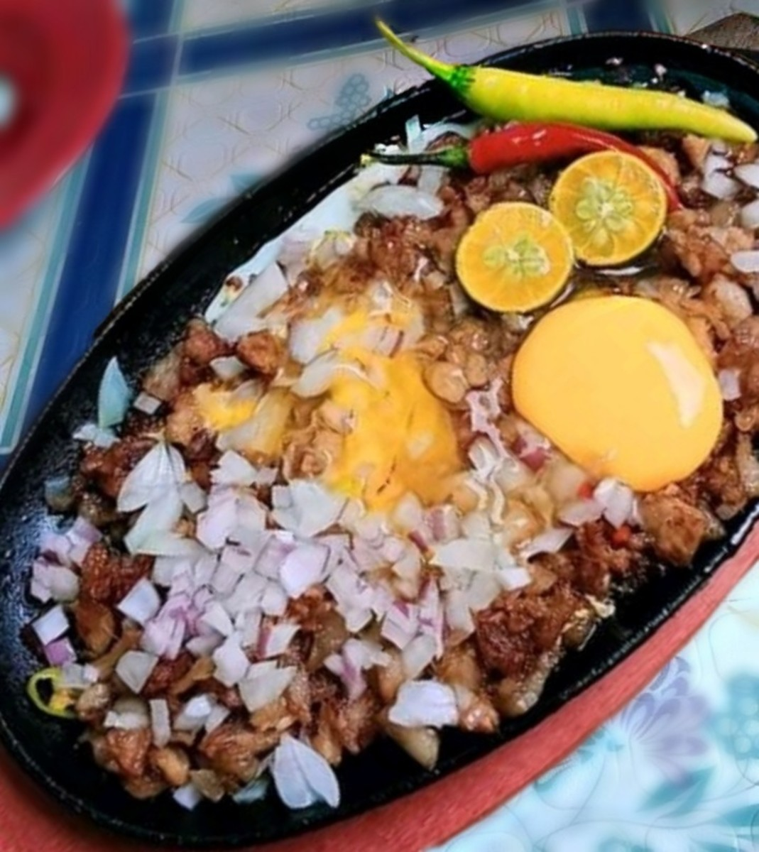 How to Cook Sisig - The New York Times Most Delicious Pork Dish on Earth