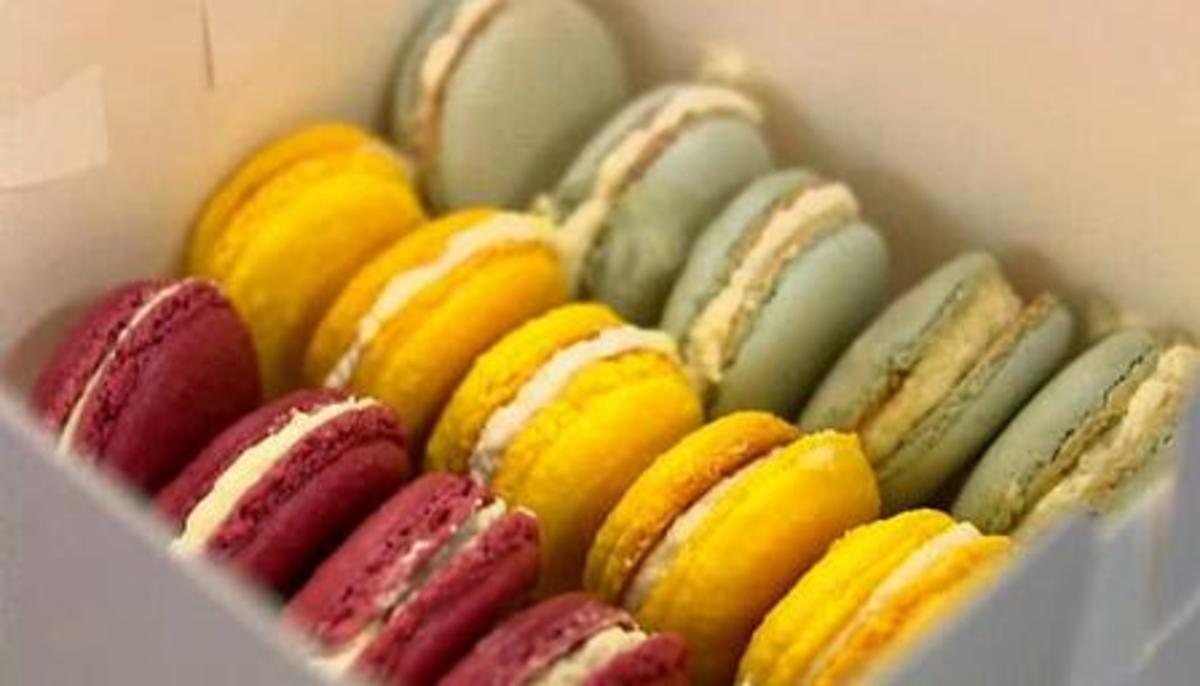 Best Macaron Recipe-Easy