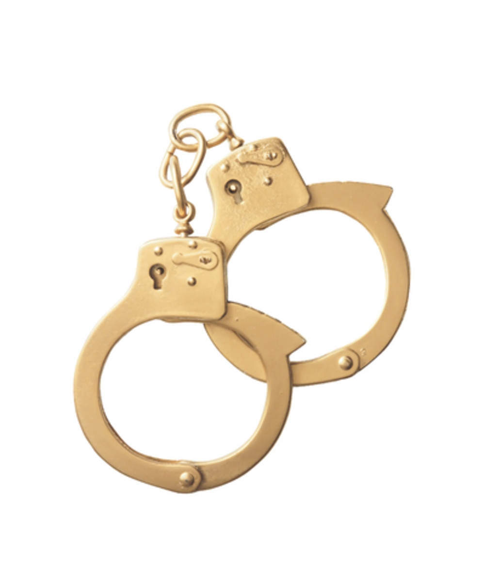 Stock options are sometimes called golden handcuffs, because they often don't vest for a period of years. You can't access their value unless you stay with the company for a long term of employment.