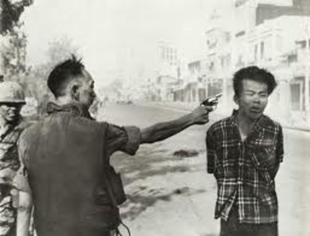 Vietnam, Sad Stories From the Conflict, That Was Certainly a War