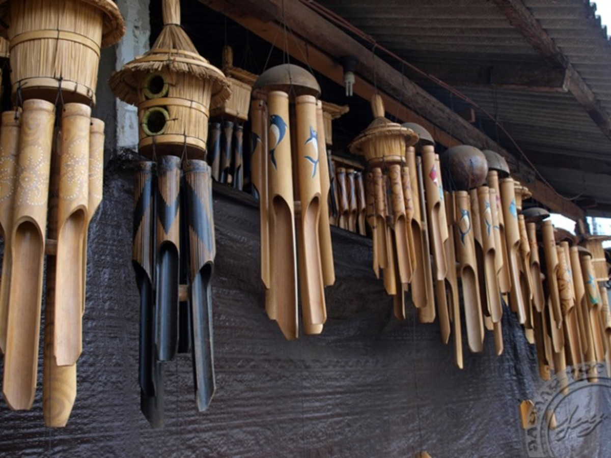 Hang up some irritating wind chimes