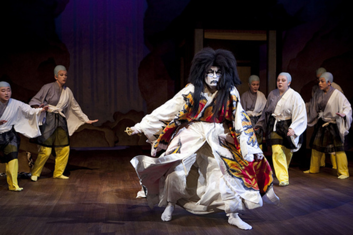 Kabuki Production