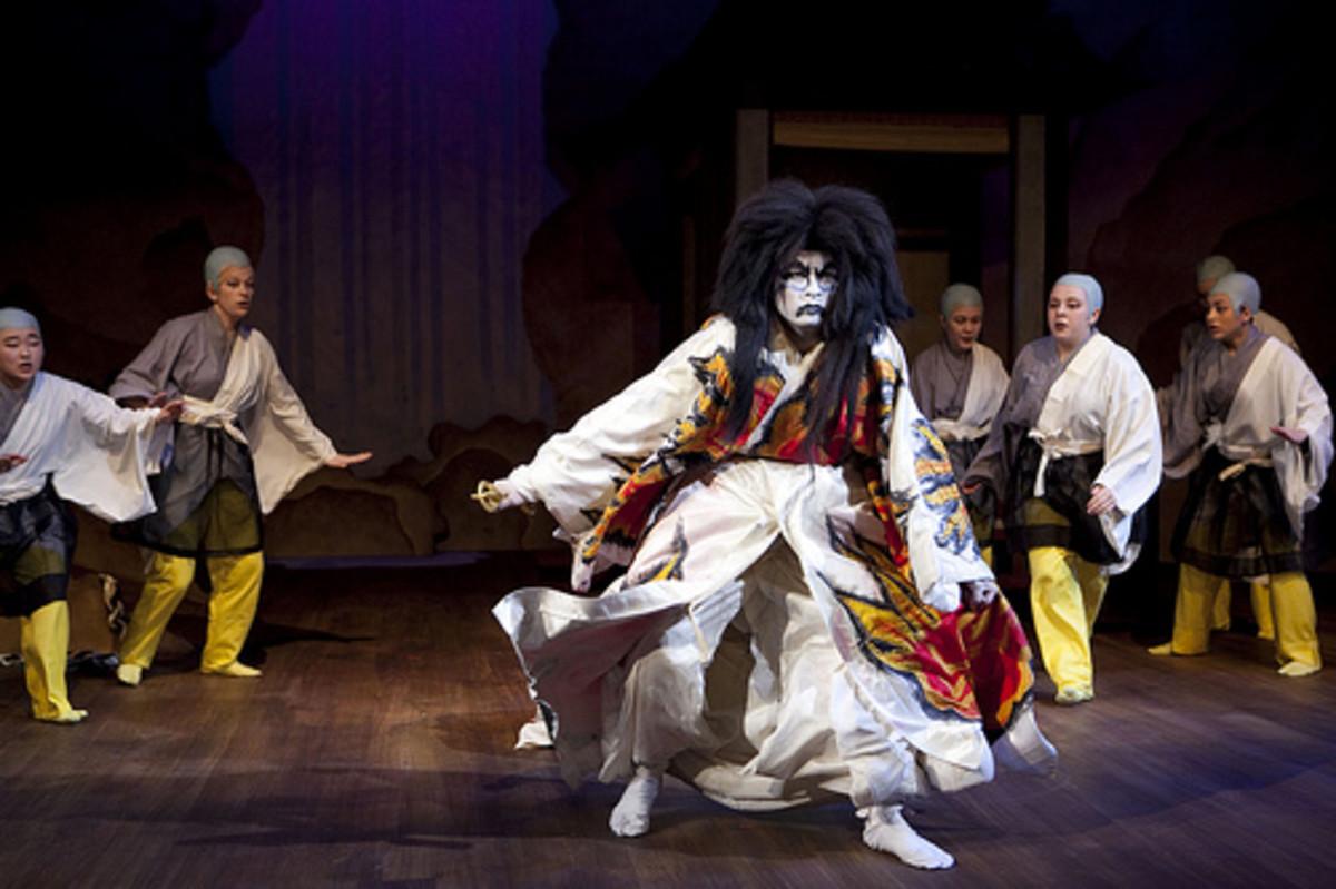 Kabuki Production